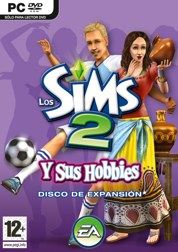 Ficha Gt Los Sims Y Sus Hobbies Capital Sims